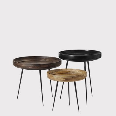 Bowl Table serie