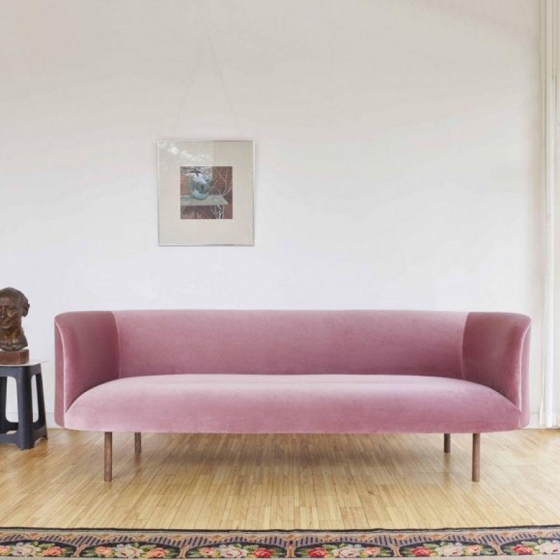 Continuous Sprung Sofa