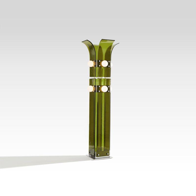 PALM FLOOR LAMP