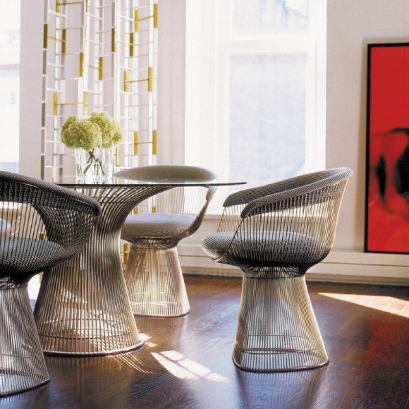 Platner Arm Chair-1966