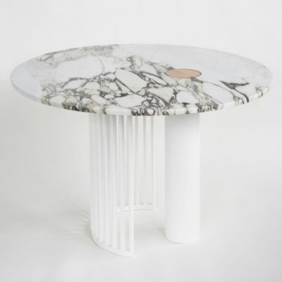 CONTOUR MARBLE TABLE