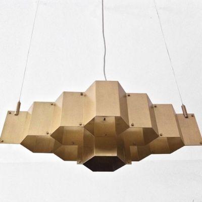 Metropolis Lamp