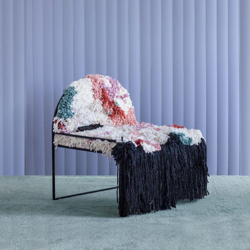 sw fluffy chair