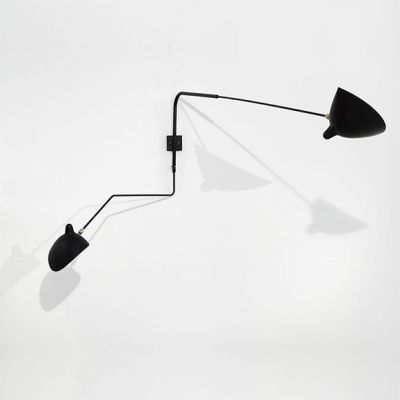 Two arms sconce