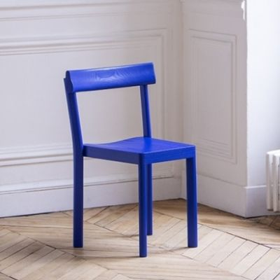 GALTA BLUE OAK CHAIR