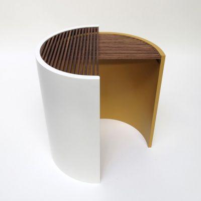 Moiré Side Tables