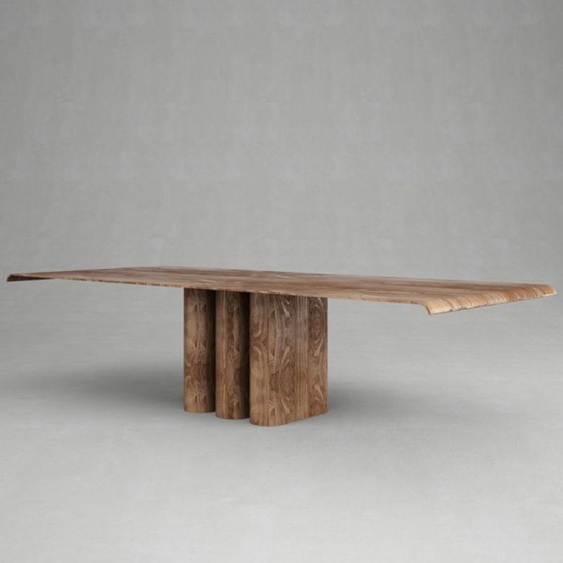 Table Giorgio II walnut