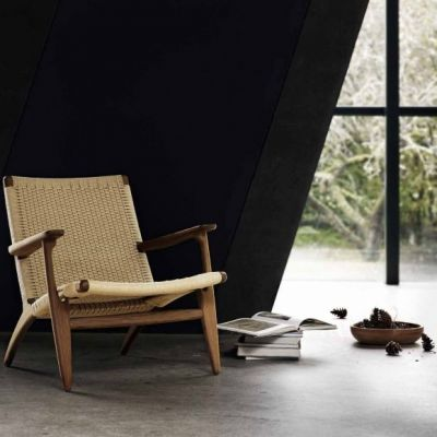 Lounge Chair CH25