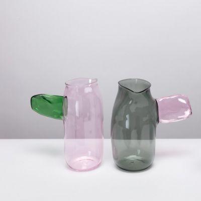 Coloured incalmo Glass