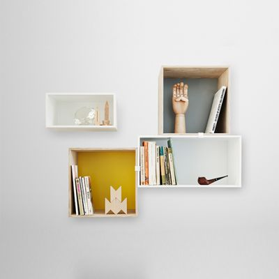 Mini Stacked, Shelf Systems