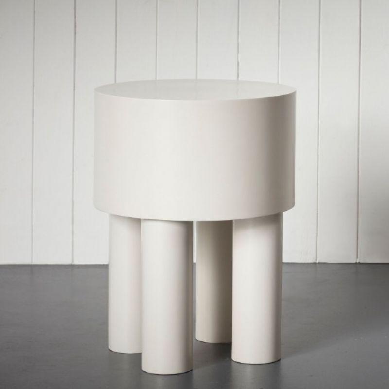 PILOTIS SIDE TABLE