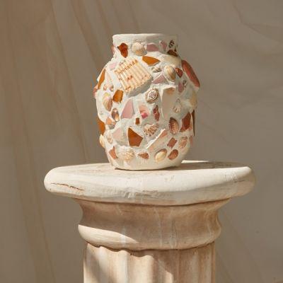 Conch Vase
