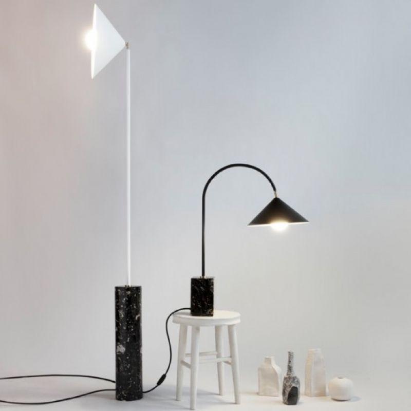 ASPECT FLOOR & TABLE LAMP