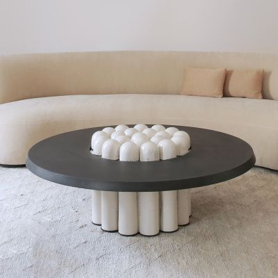 RAKU YAKI COFFEE TABLE