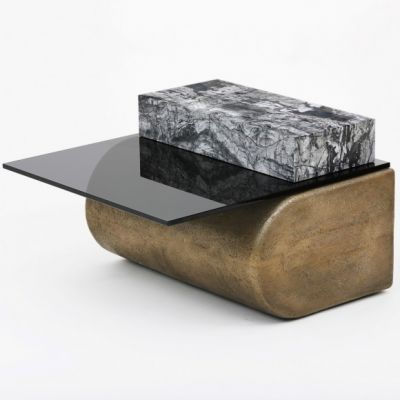 UNSETTLED CANTILEVER TABLE