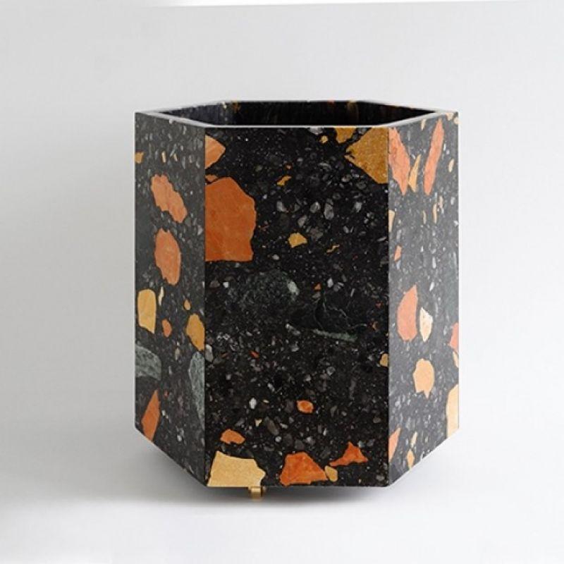 Marmoreal Stone Planter
