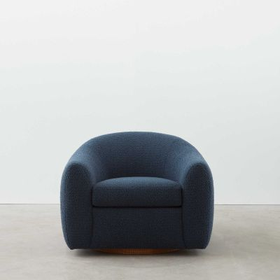 SENNEN SWIVEL TUB CHAIR