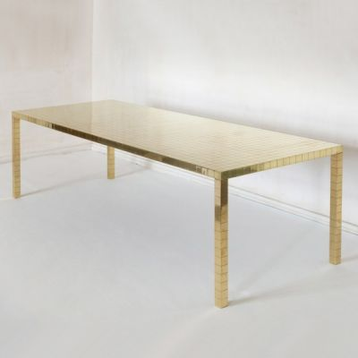 Turning Into Gold Tables