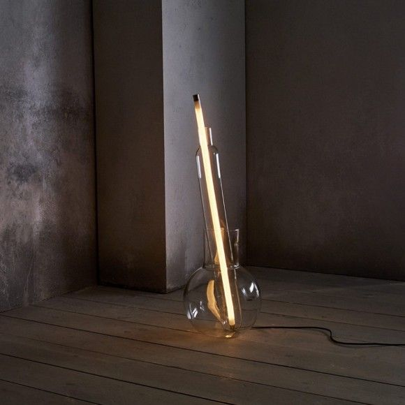 INTERVENTION FLOOR LAMP