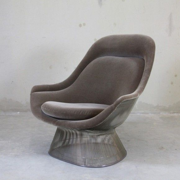 Warren PLATTER LOUNGE CHAIR